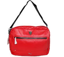 060ad8b88db PUMA PMMO1032RED FERRARI LS REPORTER Red Polyurethane Laptop Bag   eBay