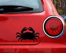 Krebs Tier Aufkleber Autoaufkleber Sticker für Auto Motorrad Wohnmobil Scheiben