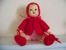 """No Doll Beautifully Made For Tiny Tears Betsy Wetsy Effanbee 15"""" Baby Doll"""