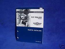 HARLEY PARTS CATALOG MANUAL FLT POLICE 99545-03 TOURING ELECTRAGLIDE