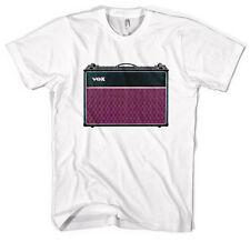 VOX AC30 Chitarra Amplificatore Unisex Maglietta Tutte Taglie Colori