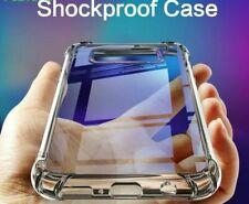 Huawei Y6 2019 Clear TPU Edge Shockproof Lightweight Slim Back Case