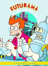 Futurama: Volume One DVD