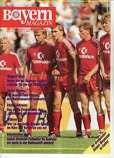 BL 88/89 FC Bayern München - Bayer 04 Leverkusen
