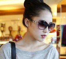 UV400 Polarized Ladies' Square Retro Sunglasses Gradient Lens Eyewear