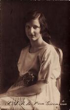 # REALI-SAVOIA: S.A.R. LA PRINCIPESSA GIOVANNA 1923