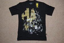 Siate gentili Abbigliamento Tokyo mappa t shirt nera NUOVA CON ETICHETTA UFFICIALE MR Jago RARA qualità TS