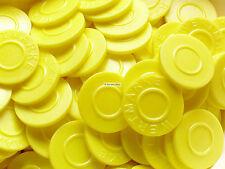 Wertmarken, Getränkemarken, Biermarken, Pfandmarken, Pfand, Event | Farbe: gelb