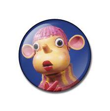 POB 25 or 38mm button badge. 80's RETRO Kids TV