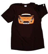 CUSTOM HTees T-shirt - LOTUS EXIGE S1 and S2, Pick car colour & plate, S-XXXL