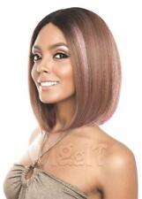 BS131 | Bob | Rosa/Rubio | tongable peluca de cabello humano stylemix | Isis melena concepto