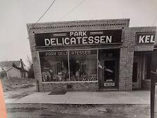 1950 Porifico's Park Delicatessen 207 Hillside East Williston Photo