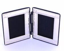 Cornice Argento 925/1000 doppia luce per due foto