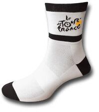 2 PAIRS OFFICIAL TOUR DE FRANCE CYCLE SOCKS [72410]
