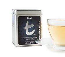 Dilmah - White Tea - Ceylon Silver Tips 1 Caddy & 5 Caddy