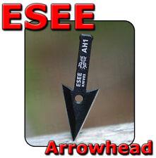"""ESEE AH-1 Arrowhead Survival Knife Tool 2.5"""" 0.5 oz. AH1-ARROWHEAD-CS"""