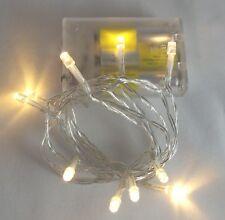 Weihnachtsdeko 20269w LED Lichterkette 72 Lampen mit Auto-Timer für Innen