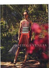 PUBLICITE ADVERTISING  2012   BOTTEGA VENETA pret à porter, sacs, chaussures