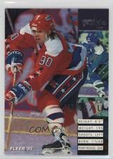 1994-95 Fleer #236 Joe Juneau Washington Capitals Hockey Card