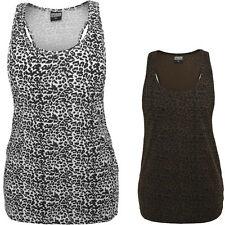 Urban Classics Ladies Leo Loose Tank T-Shirt XS S M L XL