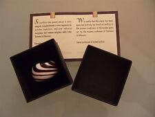 Ring aus original Muranoglas Schmuck Murano Glas UNIKAT Handarbeit bunt