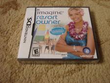 Imagine: Resort Owner  (Nintendo DS, 2010)