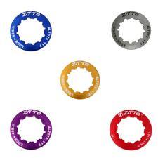 Universal MTB Road Bike Cassette Cover Lock Ring Alloy Flywheel Ring Cover