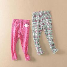 Hello Kitty Baby Toddler Girls pants legging 100% cotton Yr2-8 98cm-128cm