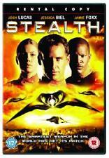 Stealth on DVD