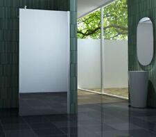 Duschwand FREE-MIRROR 10mm Spiegel Glas Duschtrennwand Duschabtrennung Dusche