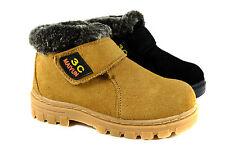Stylische Kinder Boots Stiefeletten 3C Winter Fell Stiefel Gr.31-36 A.13003 NEU