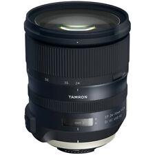 New Tamron SP 24-70mm f/2.8 DI VC USD G2 Lens - NIKON F or CANON EF [Model A032]