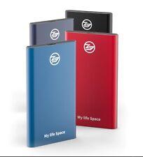 KingSpec Portable SSD externe Festplatte USB 3.1 Type-C 128, 256, 512 Gb