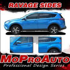 2016-2019 Toyota RAV4 Side Decals Vinyl Graphic Door Stripes 3M Pro fits RAV4