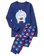 NWT Gymboree Boys Holiday Yeti Gymmies Pajamas set Christmas many sizes