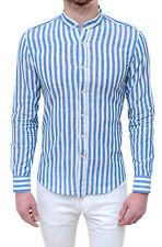 best website 4d583 de9c7 Camicie casual da uomo a righe in lino | Acquisti Online su eBay