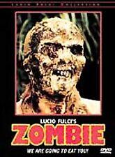Zombie (DVD, 2002) LUCIO FULCI'S