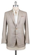 New $3900 Luigi Borrelli Light Brown Cashmere Sportcoat - (GU3BL2166)