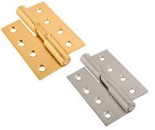 Rising Butt Door Hinges Left or Right Brass or Zinc Lift Off Door Hinges