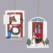 Stable & House Door Ornament