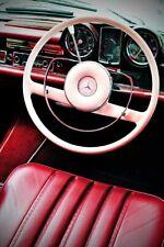Mercedes Benz Motor Car Auto Vehicle Interior Photograph Picture