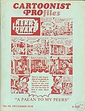 Cartoonist Profiles #40 December 1978 VG/FN Crandall