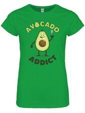 T-shirt Avocado Addict Women's Green