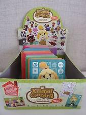 Animal Crossing Serie 1 - Amiibo Sammelkarten - 1 - 17 - aussuchen - NEU
