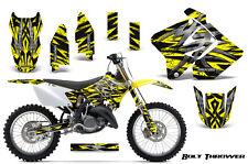 SUZUKI RM 125 250 Graphics Kit 2001-2009 CREATORX DECALS BTY