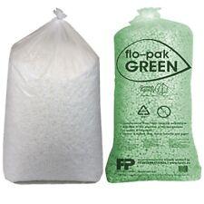 400 l flo-pak GREEN Spezial Füllmaterial Verpackungschips.Versandmaterialien,