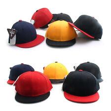 52~54Cm einfärbig Kinder Jungen Mädchen Basecap Mütze Baseball Cap Kappe Hüte