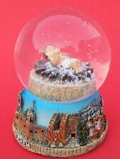 Baby Jesus Nativity Snow Globe Dome Holy Land Church Christian Christmas Type B