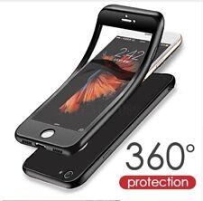 bj - COVER TOTALE 360 IPHONE CASE 5 SE 6 6S 6 7 PLUS 8 8 PLUS IPHONE X XS MAX XR