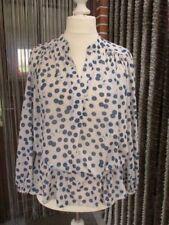 """Wunderschön.Designer Tunika 44 46 48 50 L XL H&M""""Anna Glover"""" weite Jersey Bluse"""